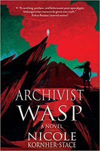 The Archivist Wasp